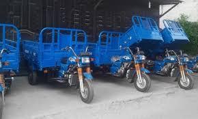 xe ba gác chở hàng mọi quận huyện